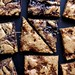 brittle and jam blonde brownies