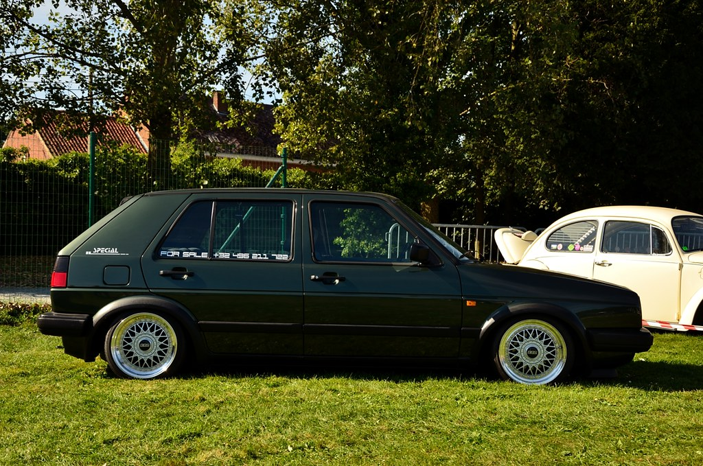 vw golf mk2 gtd w4tt desgn flickr. Black Bedroom Furniture Sets. Home Design Ideas