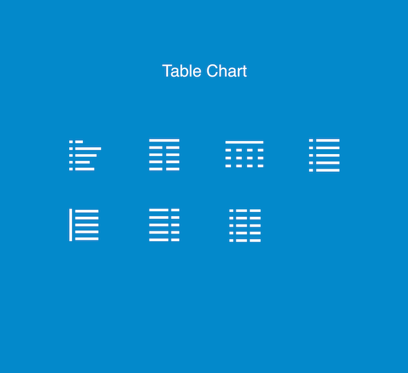 Table Chart