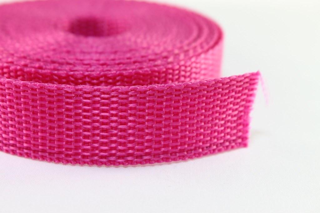 Gurtband 20mm pink