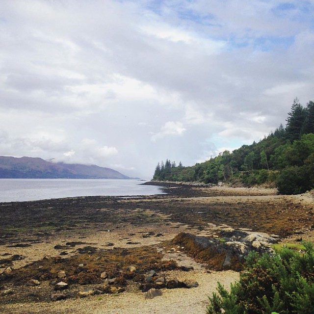 Loch Linnhe, Highlands  #scenery #Scottishhighlands #scottishscenery #Scotland