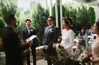 Celine Kim Photography Auberge du Pommier romantic intimate restaurant Toronto fall wedding-54 | by Celine Kim