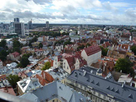turn biserica Olaf 2 Tallinn
