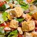 Tofu Poke Salad with Tahini Dressing