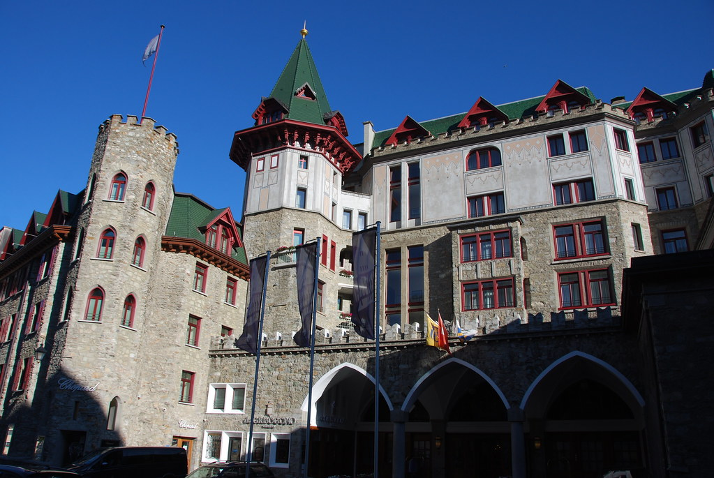 Badrutt S Palace Hotel Jobs
