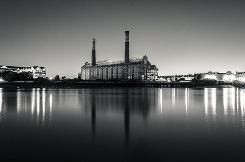 Lots Road Power Station | by Torsten Reimer