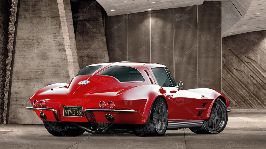 63 split window corvette wallpaper for 1967 corvette stingray split window