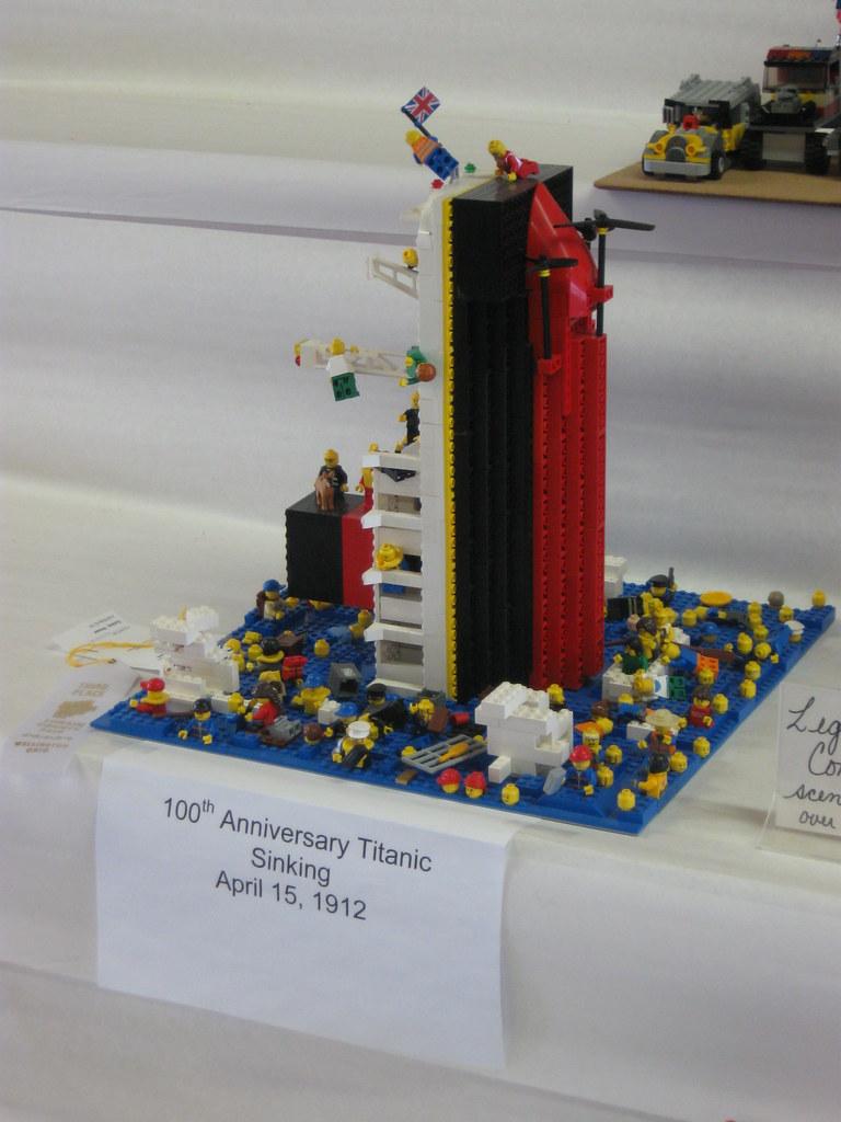 Lego Titanic Sinking | www.pixshark.com - Images Galleries ...