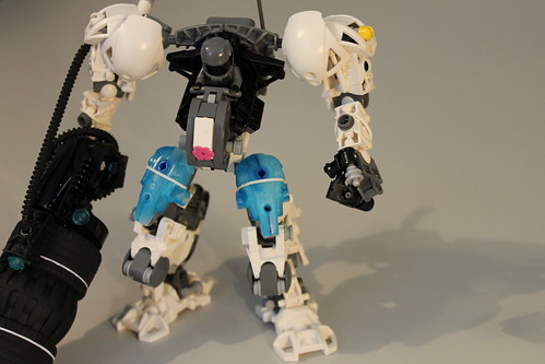 SAF -Type3 Arctic Mech | by -Sasquatch-