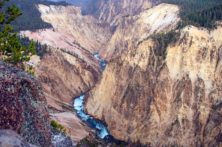 Grand Canyon of the Yellowstone | by D-Niev