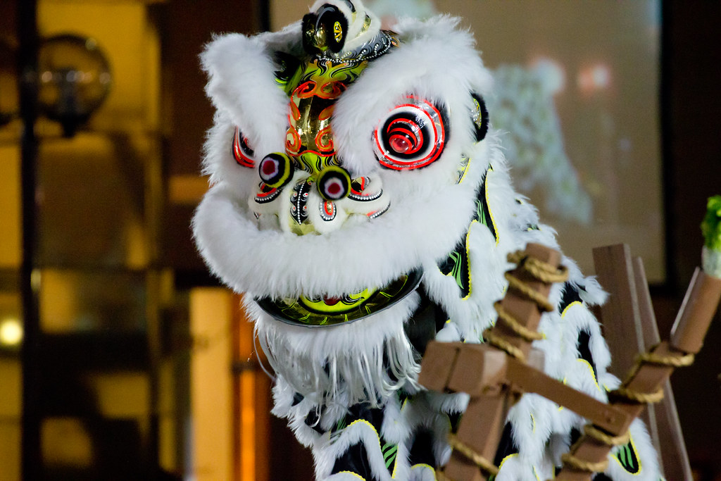 Lion Dancing History Lion Dance Competition at