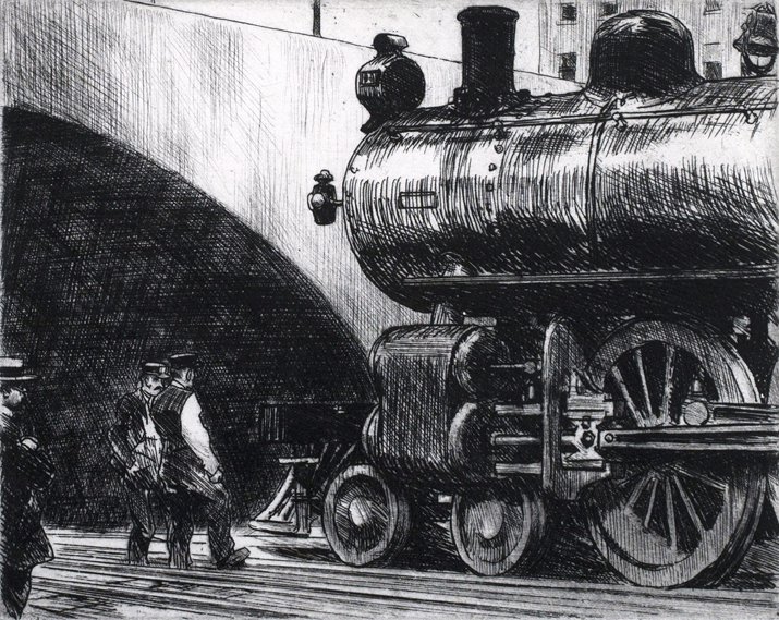 6 the locomotive 1923