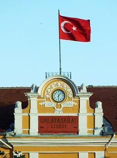Galatasaray Lisesi (1481)  Galatasaray High School (re ...