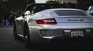 Carrera 4S | by David Coyne Photography