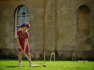 Croquet on the lawn | by JonnyGoodchild