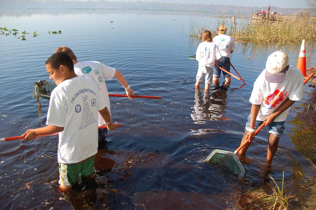 Kids Fishing Derby Activities