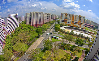 Public Housing in Singapore | by Sharky's