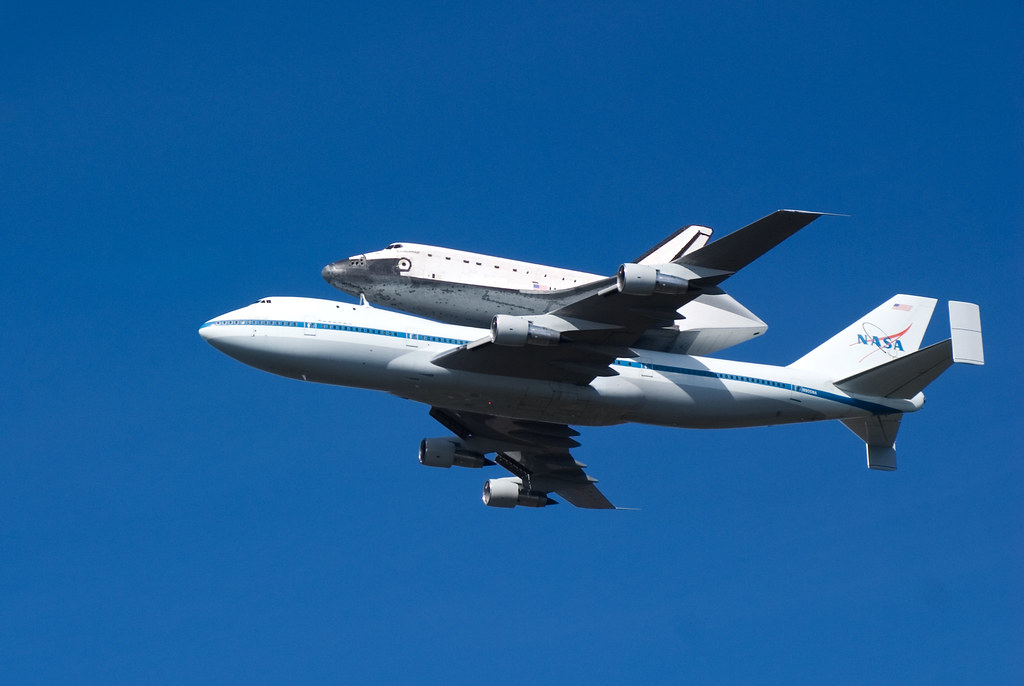 Space Shuttle Endeavour's Last Flight | On Friday 9/21 ...
