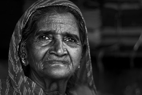 Portrait from India 13 | by Zuhair Ahmad