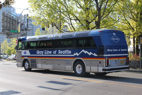 Vintage Gray Line of Seattle Coach | by Canadian Pacific