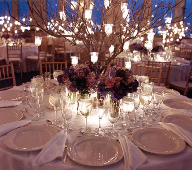 Unique Fall Wedding Reception Ideas