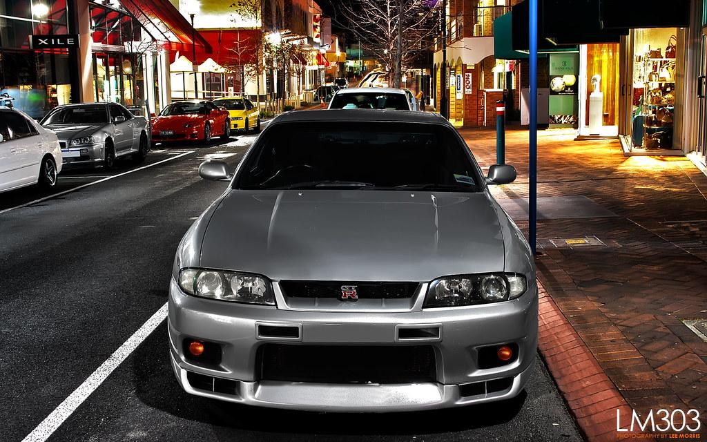 New Honda Civic >> Nissan R33 GTR + R34 GTR + Mitsubishi GTO (3000GT) + JDM H…   Flickr