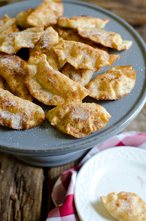 Fried Cinnamon Apple Hand Pies | by Seeded at the Table