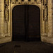 Giant Doors in Grand Place Brussels