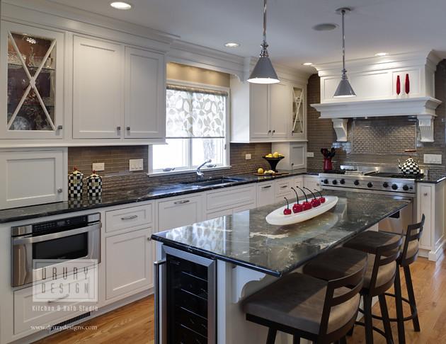 Drury Kitchen Design Glen Ellyn