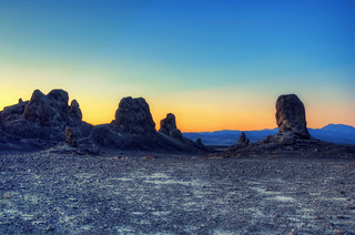 Pinnacles of Trona | by joshhikes