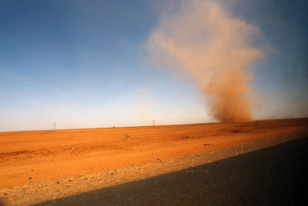 desert dust devil  05610142