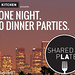 Shared Plates - L.A. Kitchen Event