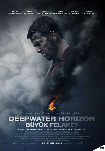 Deepwater Horizon: Büyük Felaket - Deepwater Horizon (2016)