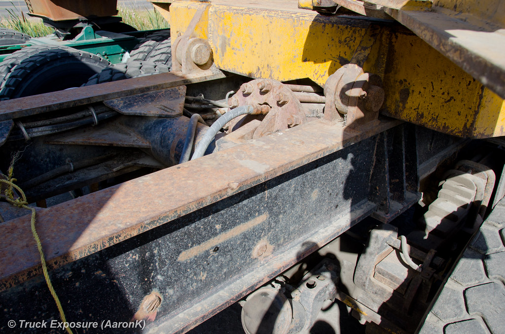 Kenworth 850 I-Beam Frame Rails   Heavy Hauling Co (2012-08-…   Flickr