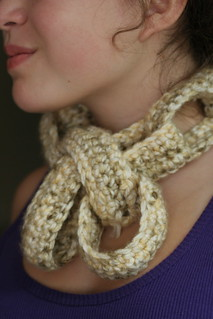 Chain Scarf | by Re-becca Jewelry