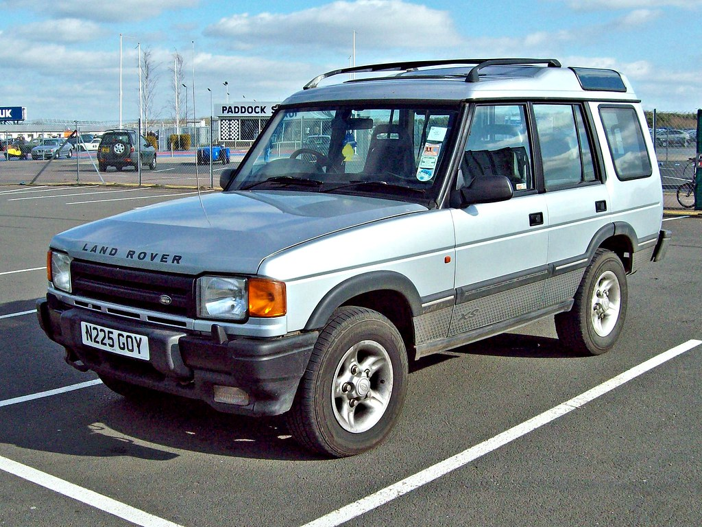 445 land rover discovery series 1 1995 by robertknight16
