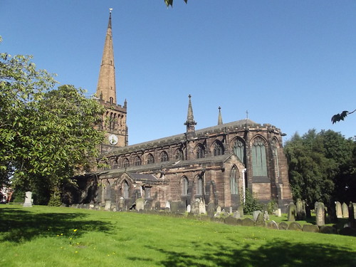 The Parish Church of St Peter & St Paul, Witton Lane, Aston | by ell brown