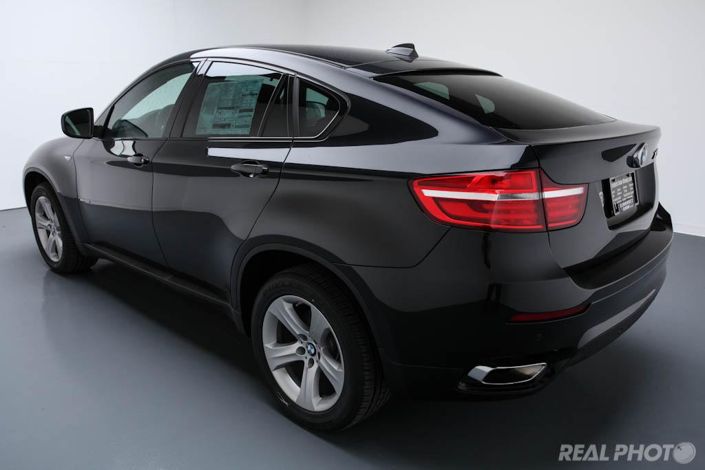 2013 BMW X6 Black