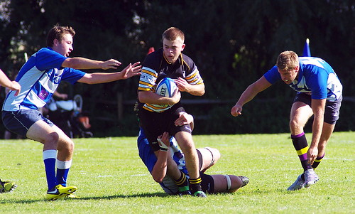 Lewes second XV vs Portsmouth second XV - 8 September 2012 | by Brighthelmstone10
