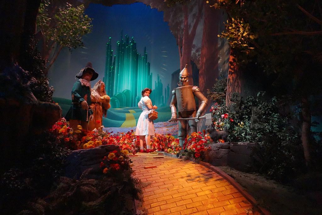 Great Movie Ride Wizard Of Oz Havoc315 Flickr