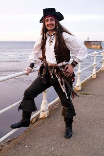 Captain Jack in Whitby! | by Mrs. Noah