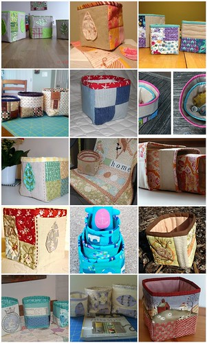 Zakka Sew Along Week 24, Nesting Boxes | by LRstitched
