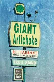 GIANT Artichoke Restaurant | by Happyshooter / Joe M