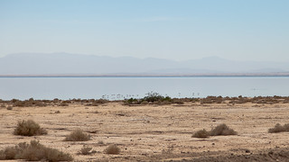 Way to Palm Springs ~ SH 111 on the Salton Sea | by :: Blende 22 ::