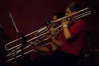 150912_ West of Scotland Youth Band at Paisley_ 010 | by Headphonaught