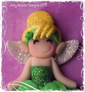 Tinkerbell detail | by Jelly Lane Studios