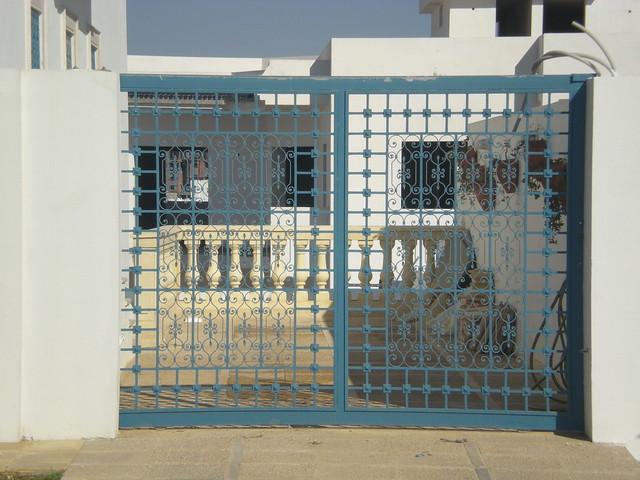 Porte ext rieur tunis flickr photo sharing for Porte exterieur bois tunisie
