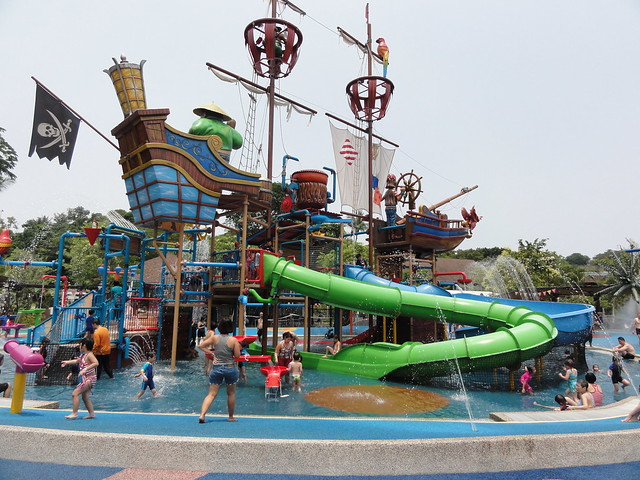 Island Water Park Fresno