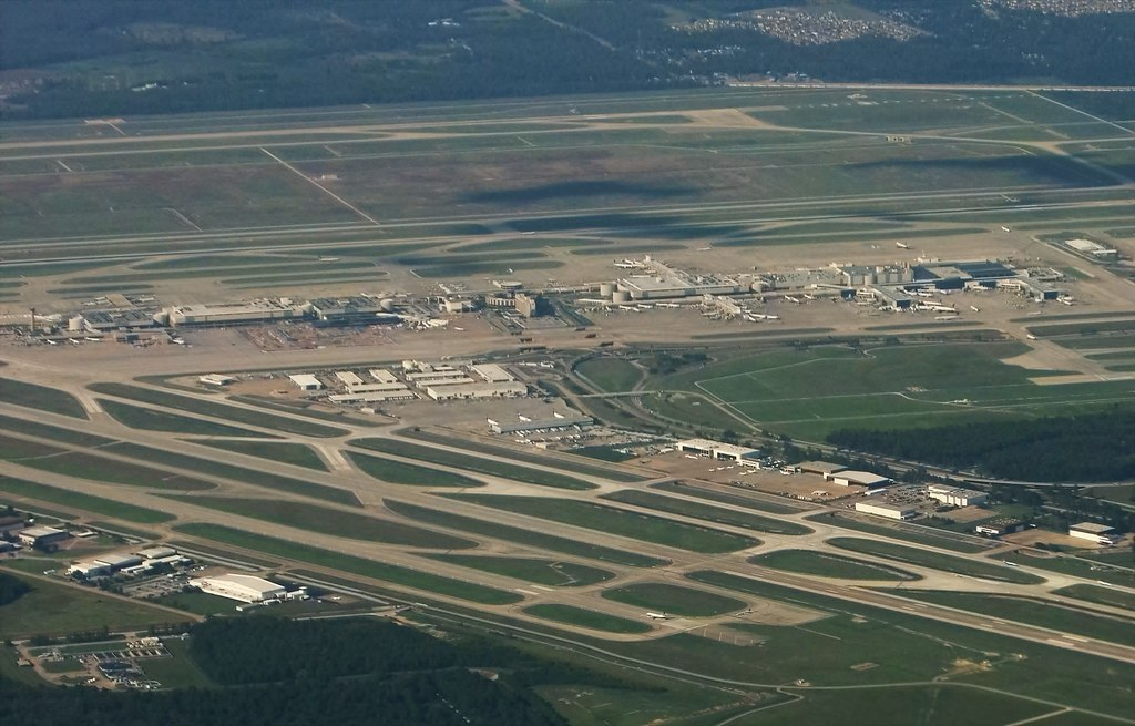 Houston Texas George Bush International Airport Iah