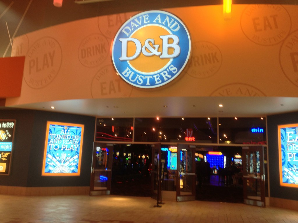 D B Dolphin Mall Dave and Busters D&amp...